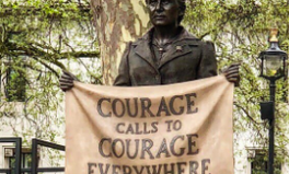 Article: Suffragist Millicent Fawcett's Statue Is Finally Unveiled in London's Parliament Square