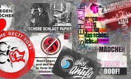 Artikel: Sticker gegen Rechts