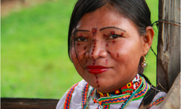 Artikel: These Indigenous Women Are Leading the Fight to Save the Planet