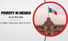 Video: Global :60 - Mexican poverty grows, Australia rejects migrants, and Ebola hits a new low