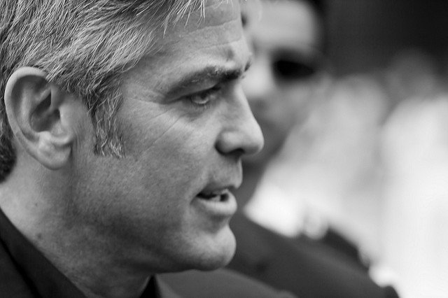 George Clooney Is Shedding Light on the Crisis No One Is