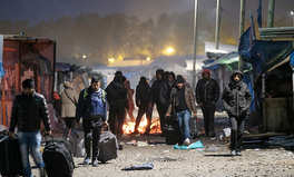 Article: Migrants Move on as France Dismantles Calais 'Jungle' Refugee Camp
