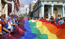 Artículo: Same-Sex Marriage May Be on the Horizon in Cuba