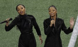 Article: Chloe X Halle Teased New Songs During 'Together At Home' COVID-19 Concert