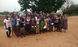Article: These Students Are Rejecting Period Stigma in Rural West Africa