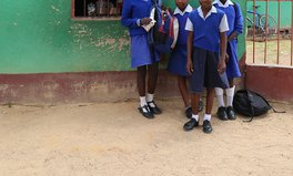Article: Too Poor for Periods, Zimbabwe's Girls Rely on Rags, Paper, Leaves