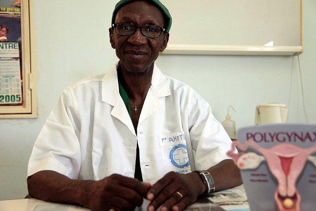 FGM clinic sudan doctor