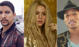 Article: Shakira, Pharrell, Bourani Join Global Citizen Festival Hamburg