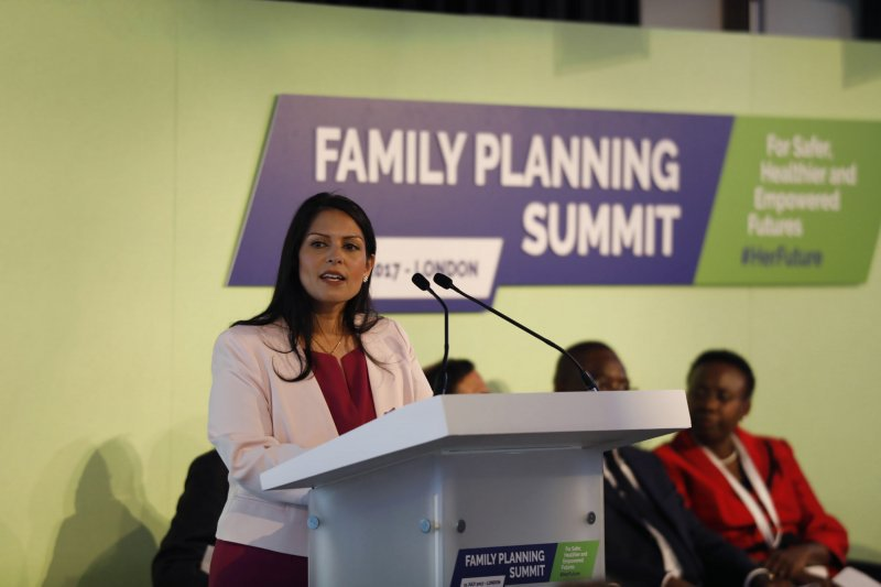 Rt Hon Priti Patel MP, Secretary of State for International Development.jpg