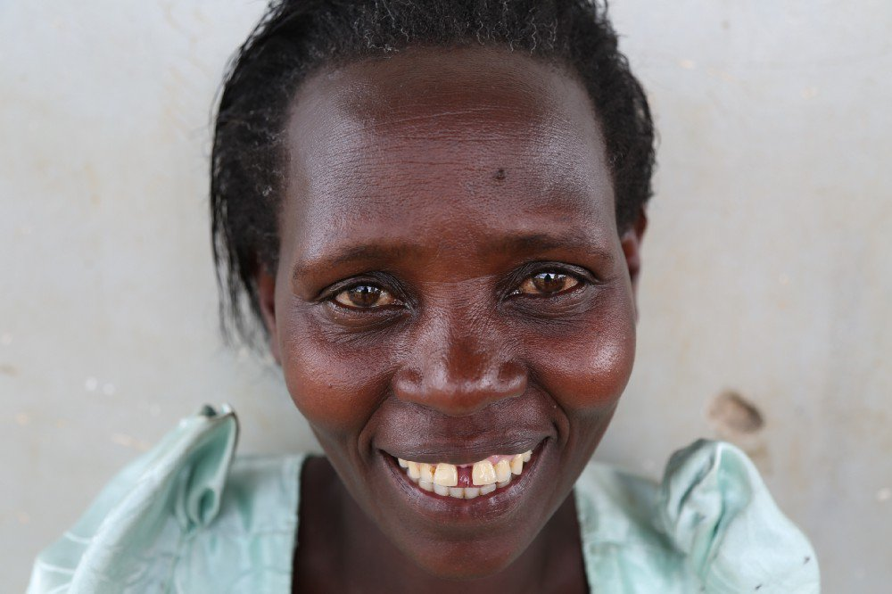Dina, a mother of nine, started using contraception—Sayana Press—for the first time last year..jpeg