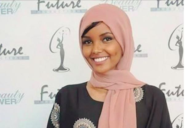 687cb72cb7bc5 Hijab-Wearing Somali-American Model Makes History at Minnesota s ...