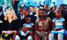 Article: Madonna Opens Malawi's First Pediatric Surgery Center