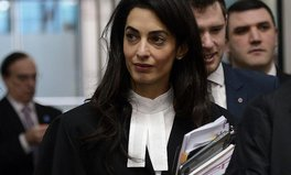 Article: Why Amal Clooney Is the Perfect Role Model for Young Girls