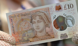 Article: Women Are Finally Back on Banknotes as Jane Austen £10 Goes Into Circulation in the UK