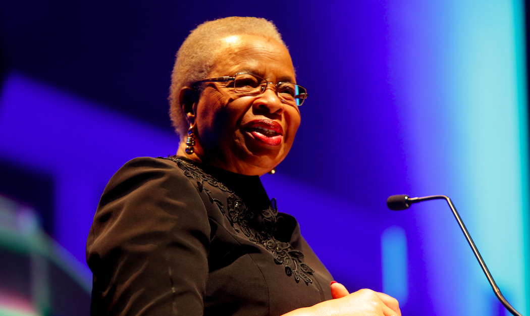 'We Are Not Doing Enough' to End World Hunger, Says Mandela's Widow Graça Machel