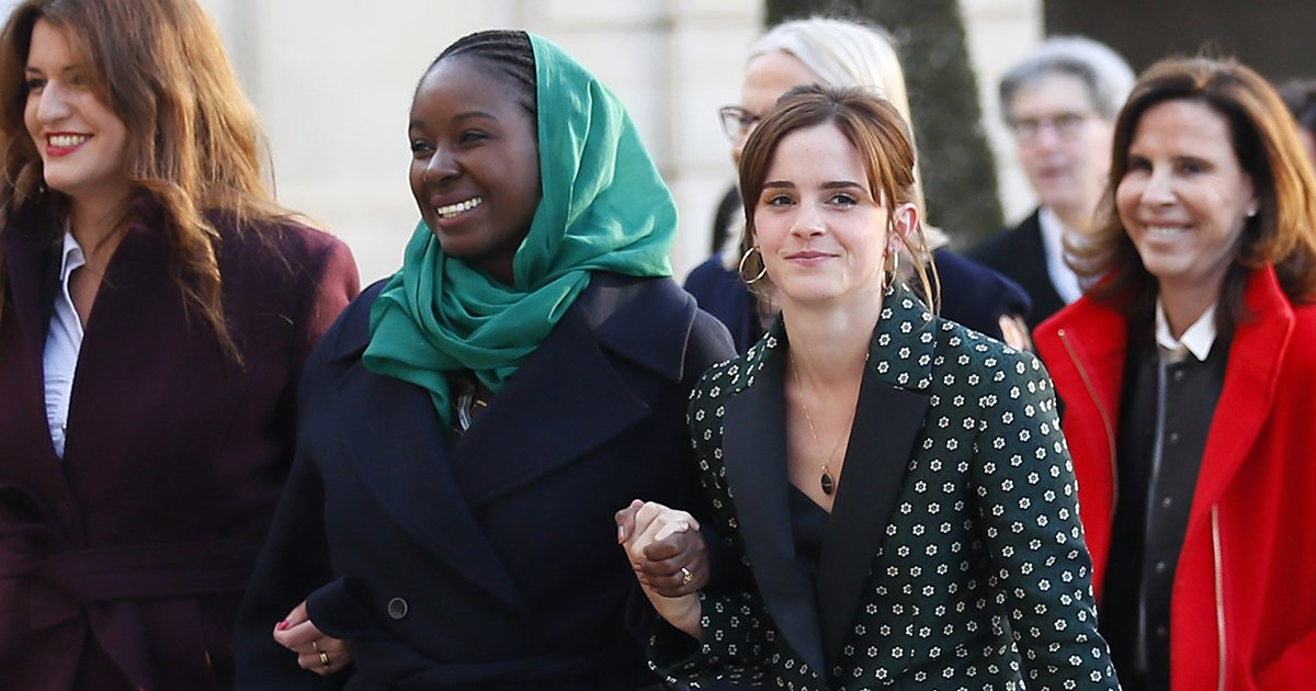 Emma Watson, Nadia Murad, and More Will Advise G7 Countries on Women's Rights