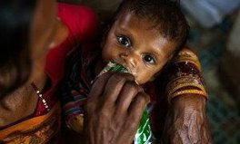 Article: Photo story: Malnutrition in Nepal