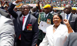 Article: Zimbabwe Welcomes 'Dawn of a New Era' as Mugabe's Replacement Is Sworn in
