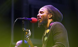 Article: Ziggy Marley Brought the Best Vibes for 'Together At Home' Livestream on Instagram