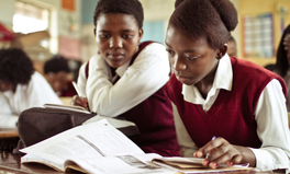 Article: Sanitary dignity campaign helps South African girls stay in school