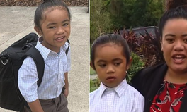 Article: A 5-Year-Old Australian Child With Cook Island Heritage Has Been Told to Cut His Hair or Leave School