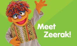 Article: These Sesame Street Siblings are Teaching Afghan Children About Sexism
