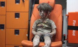 Video: Wounded Syrian Boy Is Brutal Reminder of the Refugee Crisis