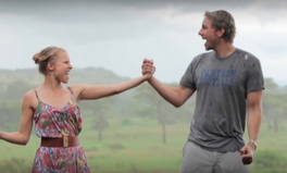 Video: Did Kristen Bell and Dax Shepard just create #GlobalCitizenRelationshipGoals ??