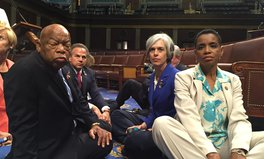 Article: House Dems are staging a sit-in for gun control, and it's awesome