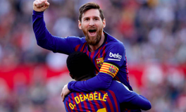 Artículo: Lionel Messi Is Helping 2,000 Kenyans Get Safe Water and Food