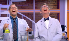 Video: Bill Nye Is Coming to Netflix and He Wants to Save the World