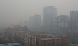 Artikel: Coronavirus Shutdowns Cause Decline in Air Pollution