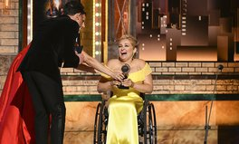 Article: Actress Ali Stroker Just Became the First Wheelchair User to Win a Tony Award