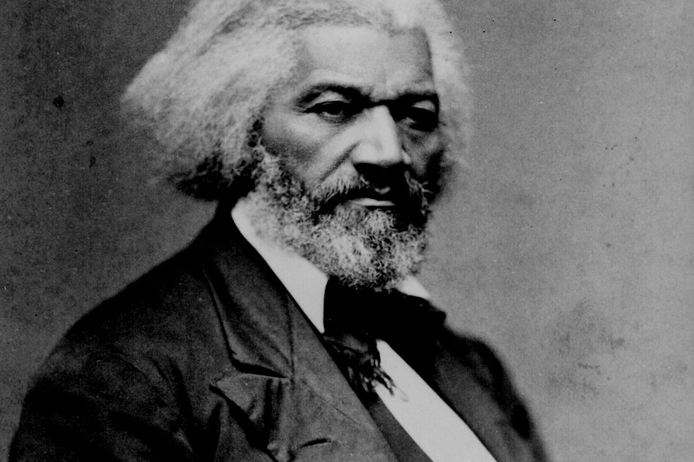 Frederick Douglass Cropped