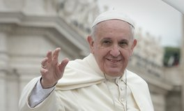Article: Pope Francis Opens New Year With Call to Help Refugees