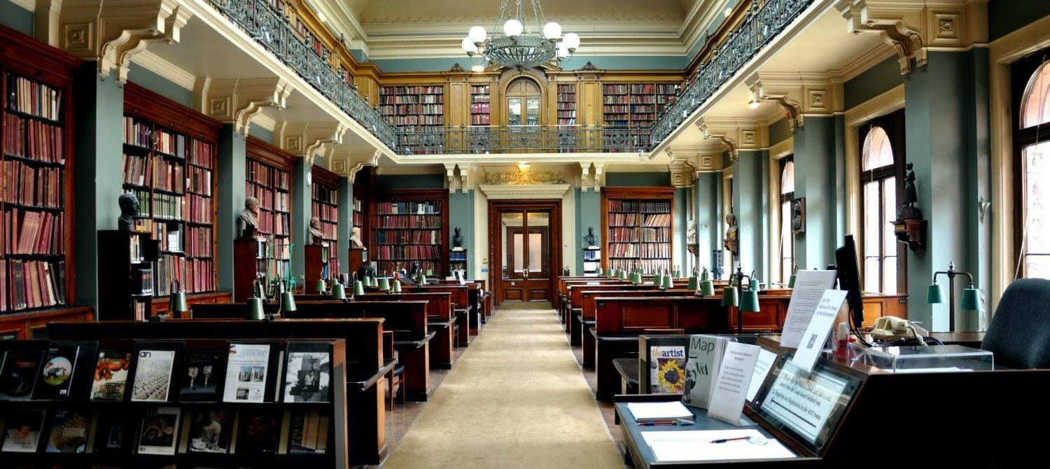 Pleasant Five Ways Libraries Are Changing In The Digital Age Largest Home Design Picture Inspirations Pitcheantrous