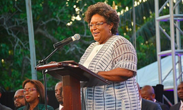 Article: Barbados Just Elected Its First Female Prime Minister