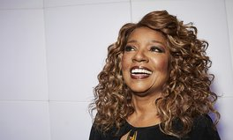 Article: Gloria Gaynor Inspires With a Riveting Livestream Performance for 'Together at Home'