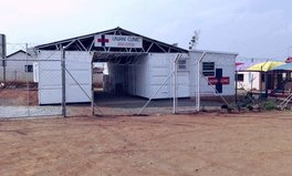 Article: What It's Like to Provide Health Care From a Shipping Container in South Africa