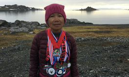 Article: This 70-Year-Old Woman Ran 7 Marathons on 7 Continents in 7 Days