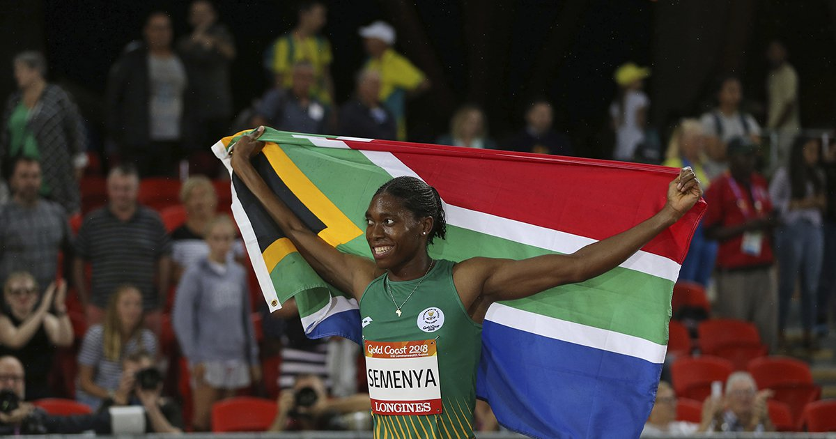 Athletics South Africa Is Going To Appeal Testosterone Ruling Against Caster Semenya