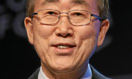 Article: Vote for Ban Ki-moon in the Global Citizen March Madness Challenge