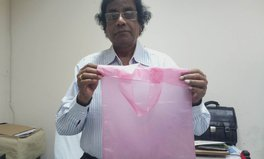 Article: Bangladeshi Scientist Invents Biodegradable Single-Use Bag Made From Jute