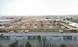 Artículo: Paris Is Building the World's Largest Organic Rooftop Farm