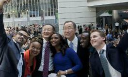 Article: Jim Kim's Commitment to Present the Zero Poverty 2030 Petition