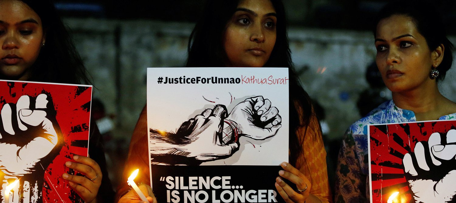 Child Rapists in India to Face the Death Penalty