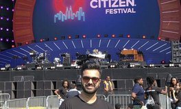 Fonctionnalité : Global Citizen's Action Taker of the Week: Chaitanya Khanna From Toronto