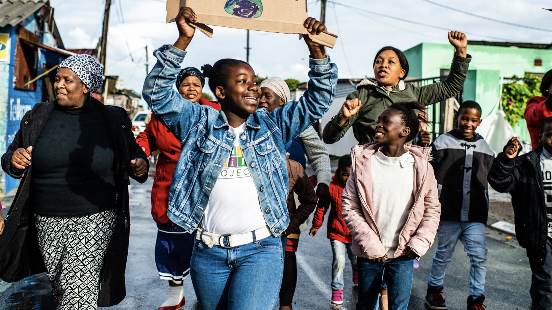 In a Sea of Denial, This 11-Year-Old South African Activist Is Speaking Out Against Climate Injustice
