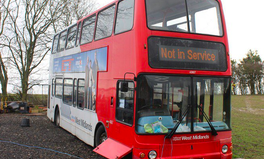 Article: A Double-Decker Bus Is Being Turned Into a Homeless Shelter