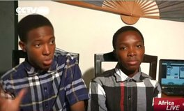 Video: Two Nigerian brothers are setting the bar for teen coders